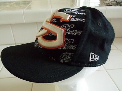 Oregon State Beavers New Era 59 Fifty Cap Sz 7 &1/8
