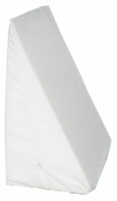 Foam Slant Wedge with White Zip Cover ''24 L x 24 W x 10 D'' 1 Count