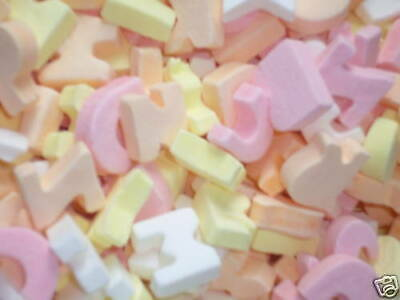 Sweets Hard Abc Candy Letters Retro Pick N Mix Wedding Sweets