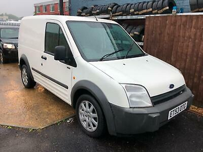 2004 Ford Transit Connect 1.8TDCi Low Roof Van T220 SWB 91,000 MILES