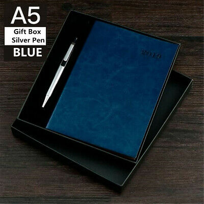 2019 Planner Monthly Weekly Schedule Diary Work Organizer A5 Notebook