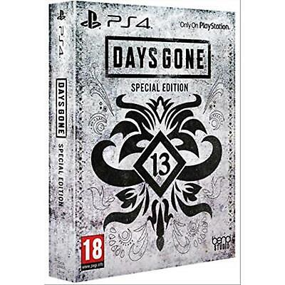 Days Gone Special Edition  ITALIANO [ Playstation 4 | PS4 ]