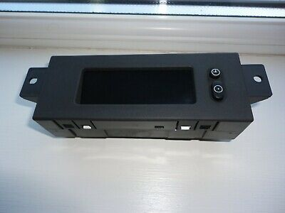 Vauxhall Astra G Display unit