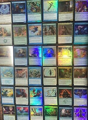 Lote 2000 Cartas Magic The Gathering (Mtg) Raras,Foils, Infrecuentes Y Antiguas.
