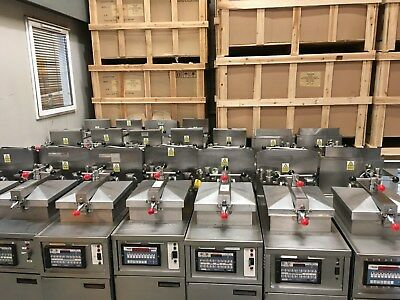 Henny Penny - Electric Chicken Fryer Shop Pacakage Set Up Complete (9 X Items )