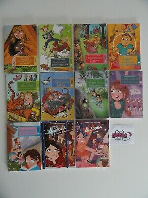 Lot de 5 livres Rageot Romans - Dès 8-9 ans (lot / qté modifiable)