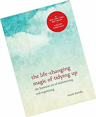The Life-Changing Magic of Tidying Up: The Japane by Marie Kondo, Hardcover 2014