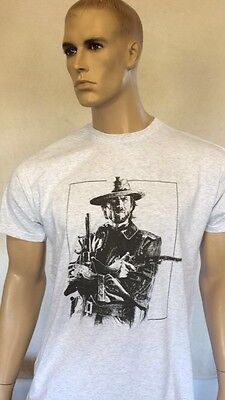 Clint Eastwood, The Outlaw Josey Wales T-Shirt (Movie Legend Film T-Shirt) New