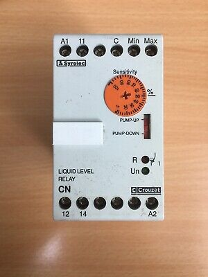 Liquid Level Relay Crouzet CN84890006