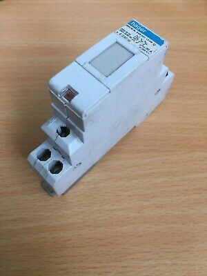 Din Rail Relay Hager E230 20A Double Pole NC