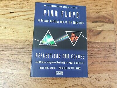 Pink Floyd - Reflections And Echoes (DVD, 2006, (2 DVD & BOOK) free post in uk