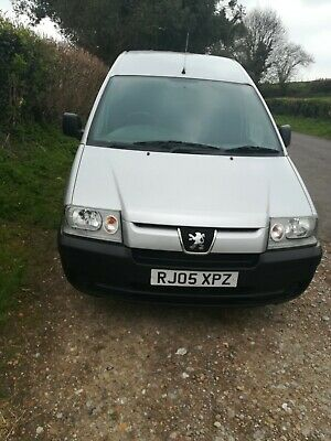 peugeot expert van 2005 2ltre hdi only 71000 miles , motd march 2020 now sold