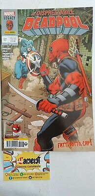 9772239249901 Deadpool 117 Marvel Italia Panini Comics Fumetto Nuovo