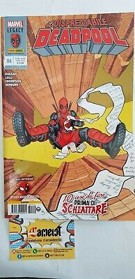 9772239249901 Deadpool 114 Marvel Italia Panini Comics Fumetto Nuovo