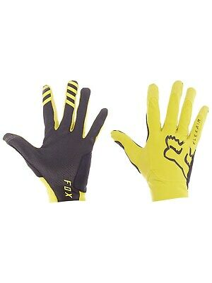 Guantes MTB Fox 2017 Flexair Dark Amarillo