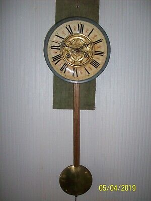 Large Vienna Wall Clock Movement