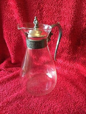 Vintage 1950's Coffee Carafe.Possibly Sheridan. For Coffee Lovers Only