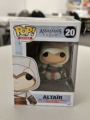 Altair Funko Pop Vinyl #20 (Vaulted) Assassin's Creed with Box
