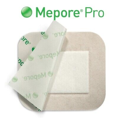 Mepore Pro Self-Adhesive Absorbent Dressing Large 3-3/5'' x 6'' -1 Count