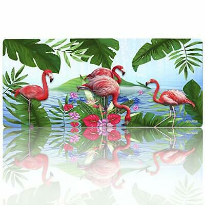 JIALONG Tappetino Mouse Gaming Mouse Pad XXL (Flamingo-type1)(F(Flamingo-type1)