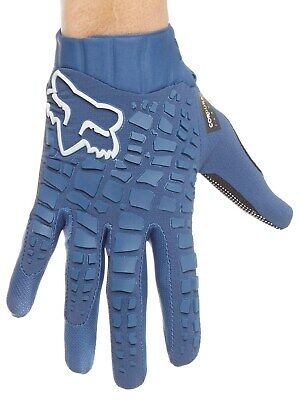 Guantes MTB Fox 2018 Sidewinder Light Indigo