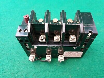 Crabtree Type T.RI  Relay 110 Volt