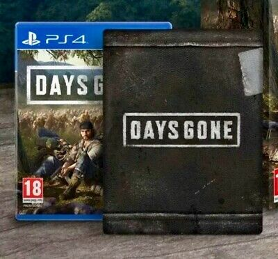 Days Gone Collectors Edition PS4 PREORDER Game And Steelbook Only