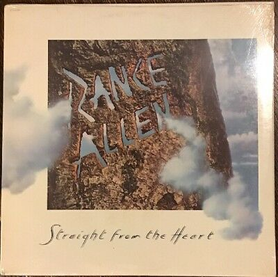 Rance Allen - Straight From The Heart LP - 1978 Stax Gospel / Soul STILL SEALED