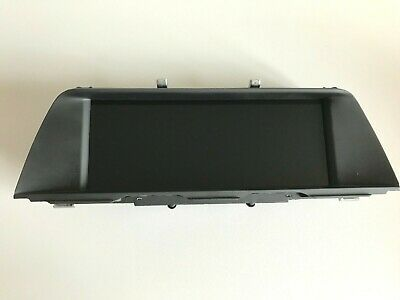 Bmw 5 Series F10 F11 Sat Nav Cic 10.25'' Cid Display Screen Monitor 9266385 Oem