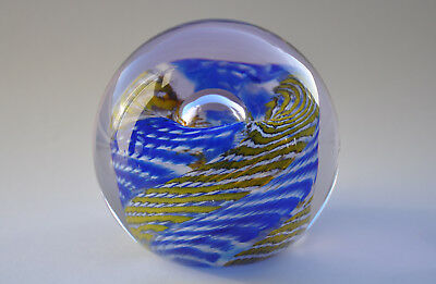 Caithness Impulse Limited Edition Art Glass Paperweight 165/750