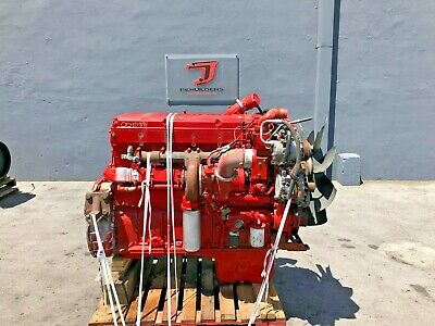 CUMMINS ISX ENGINE High Pressure Fuel Injection Pump Core Only