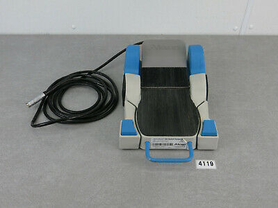 Alcon Surgical Accurus Six Switch Footpedal 8065740997