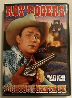 Lights of Old Santa Fe (DVD, 2004)Combine Shipping