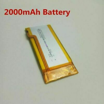 2000mAh Battery Upgrade Replacement For IPod Classic 6 6.5 7 & Video 5 5.5