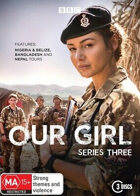 Our Girl : Series 3 (DVD, 2019, 3-Disc Set)