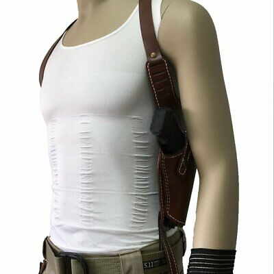 leather Underarm Pistol Holster Shoulder Holster Hidden Tactical Gun Hol Lヤ