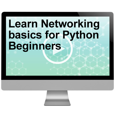 Learn Networking basics for Python Beginners Video Training Course