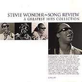 Stevie Wonder - Song Review : A Greatest Hits Collection (cd,1998)