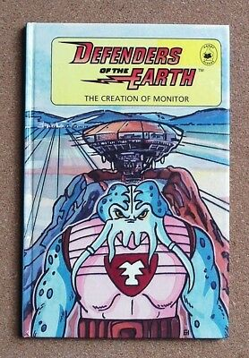 Defenders Of The Earth - The Creation Of Monitor 1987 1St Edition Hardback Book