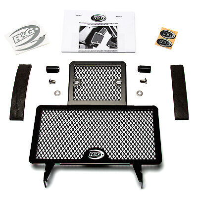 R&G Racing Radiator Guard - Ducati Scrambler (18-19)