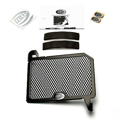 R&G Racing Radiator Guard - Yamaha MT-125 (15-18)