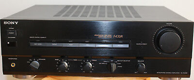 Sony TA-F435R Integrated Stereo Amplifier