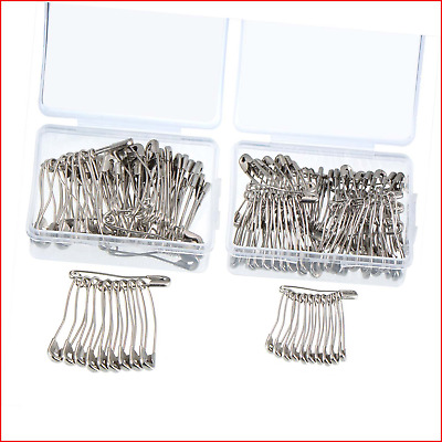 Curved SAFETY PINS 27mm 418.0