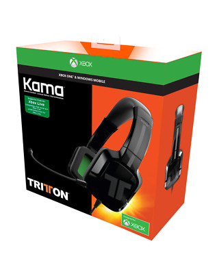 Tritton Kama Auriculares Stereo con Microfono - Xbox One - PS4 -Switch - PS Vita