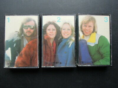 The Best Of Abba Triple Cassette Pack