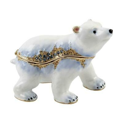 Treasured Trinkets by Juliana - Polar Bear
