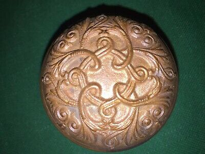 Antique Cast Bronze Victorian Doorknob