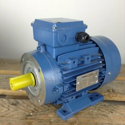 Gibbons MS90L-4 3Phase Motor Drehstrommotor 230-400V 1.5kW 1500rpm B34 New NMP