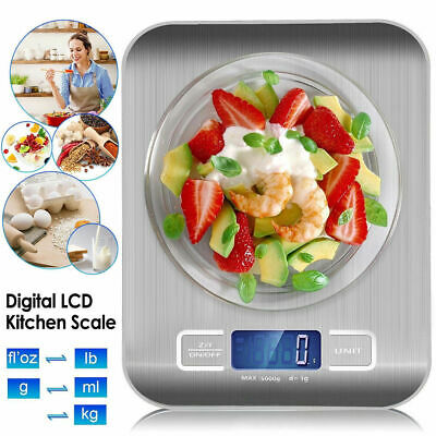 Tool Device Kitchen Gram Weight Balance Electronic Digital Scales Weighing