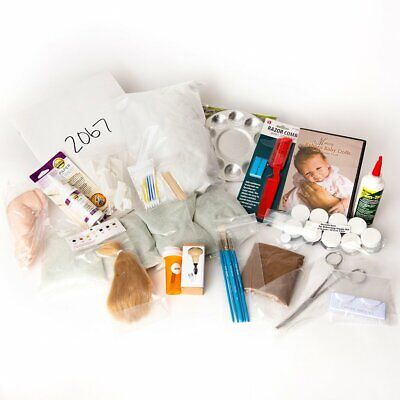 Newborn Reborning Supply Beginner Starter Kit- #2263